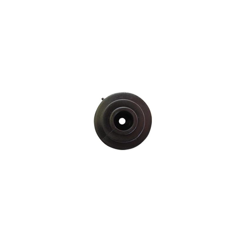 Nemtek Flat Bar Insulator Bobbin Black
