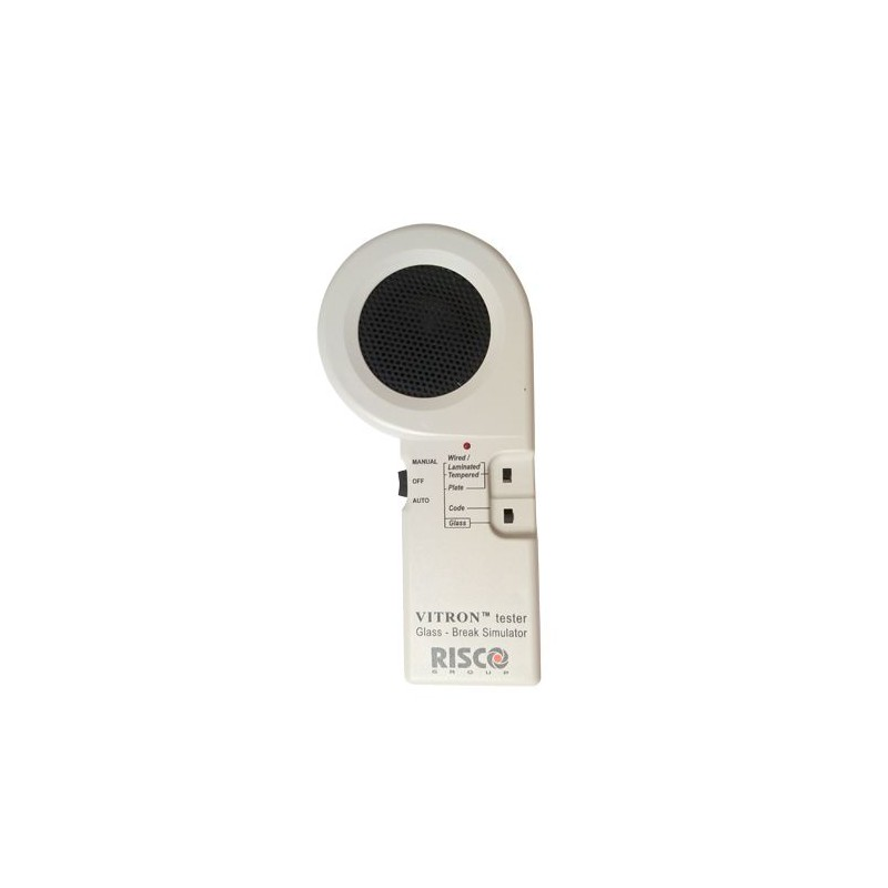 Risco Vitron Glass Break Detector Tester