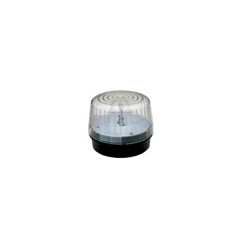 Securi-Prod Strobe Light Clear 12VDC
