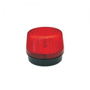Securi-Prod Strobe Light Red 12VDC