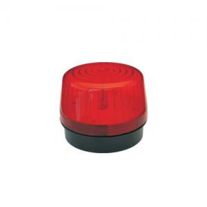 Securi-Prod Strobe Light Red 24V
