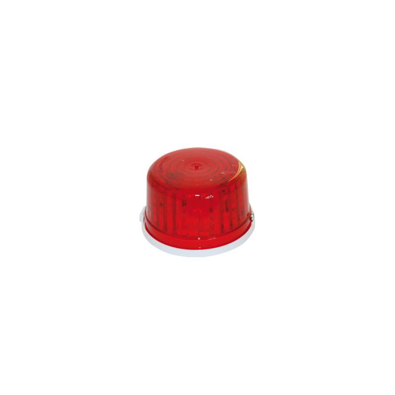Securi-Prod Beehive Lamp Red