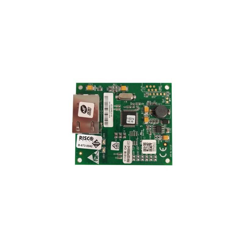 Risco Single-Socket Plug-in IP Module