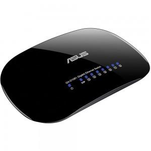 Asus 8 port 10/100/1000 Base-T Gigabit Ethernet Switch