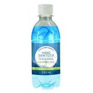 Liquid Clinic Hand Sanitizer Bottle 330ml