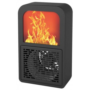 Microworld 3D Flame Heater