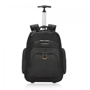 "Everki 13"" to 17.3"" Adaptable Atlas Wheeled Laptop Backpack"