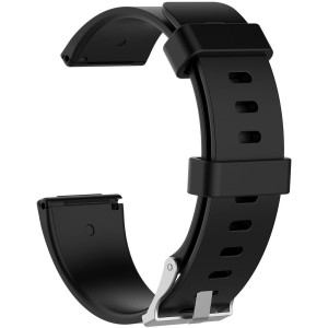 Fitbit Versa Silicone Watch Strap -Black