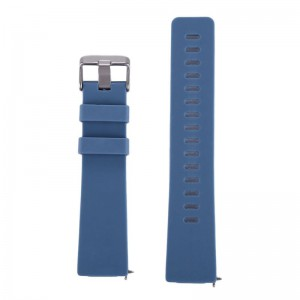 Fitbit Versa Silicone Watch Strap lLarge - Blue