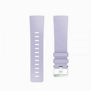 Fitbit Versa Silicone Watch Strap Large - Lilac