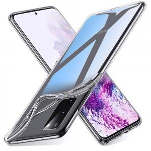 TUFF-LUV  Gel Case for  Samsung Galaxy S20 / 5G - Clear