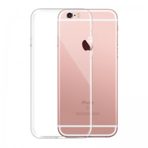 Tuff-Luv Ultra-Thin Skin Cover for the Apple iPhone X/XS - Clear