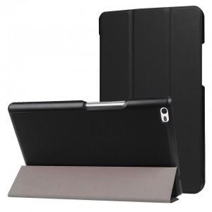 "TUFF-LUV Slim Smart case & Stand for Lenovo Tab 4 8.0"" - Black"