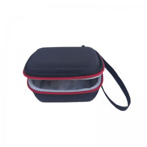 TUFF-LUV JBL GO 2  Hardshell Protection Cover - Black