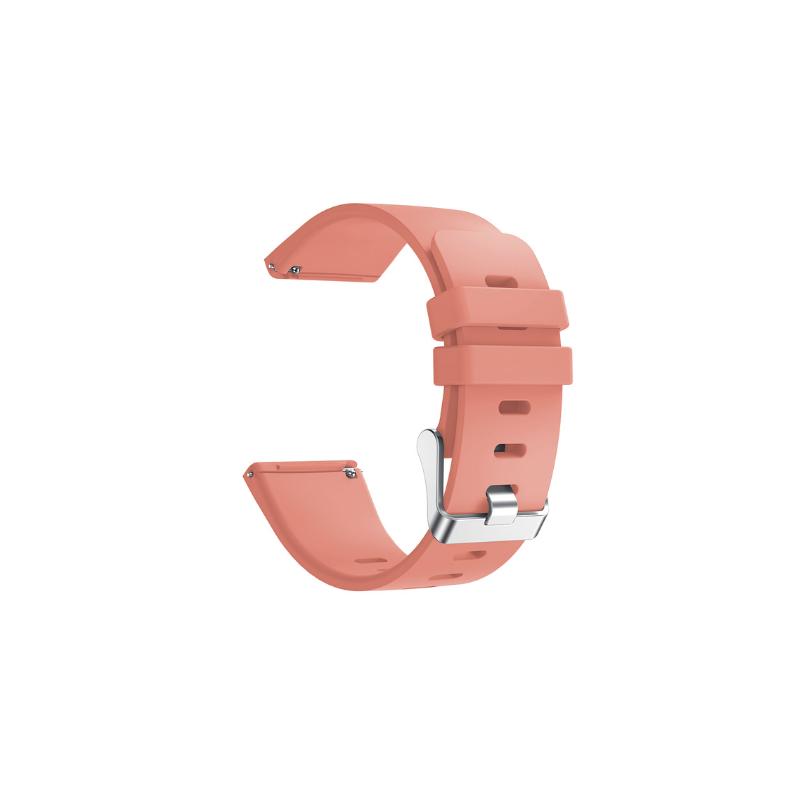 Fitbit Versa Silicone Watch Strap Small -Peach