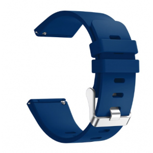 Fitbit Versa Silicone Watch Strap Large - Sapphire Blue