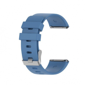 Fitbit Versa Silicone Watch Strap Large - Blue