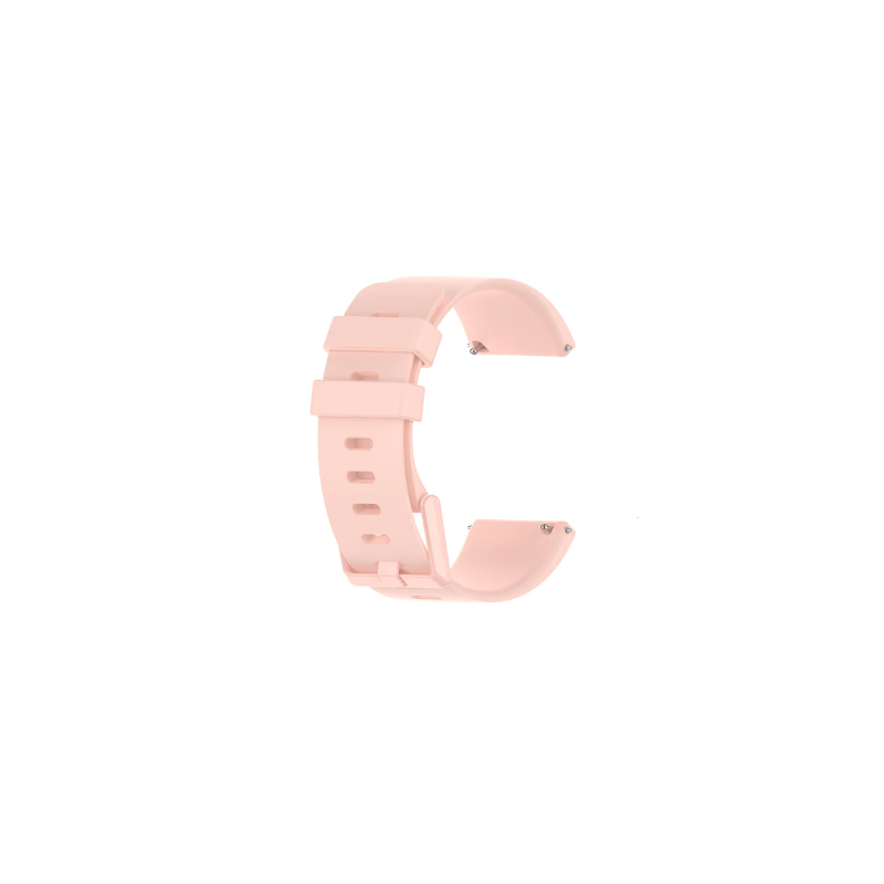Fitbit Versa Silicone Watch Strap Large -Sweet Pink
