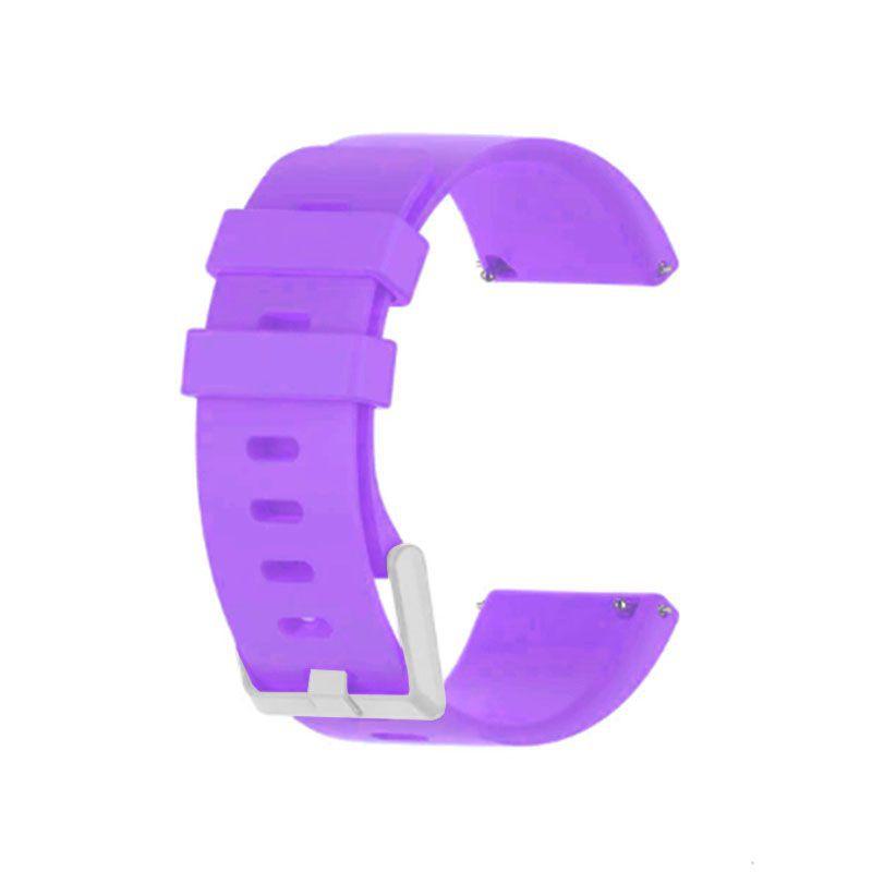 Fitbit Versa Silicone Watch Strap Small -Iris Purple