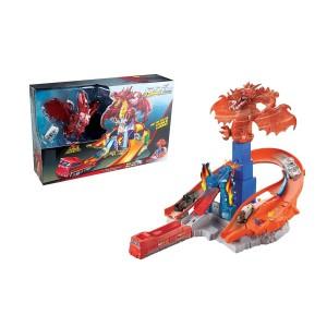 Jeronimo - Dragon Attack Track Racer