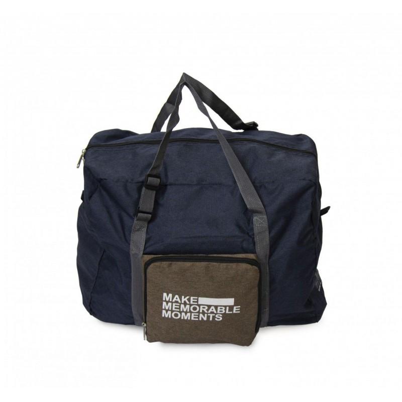 SideKick Folding Travel Bag - Black