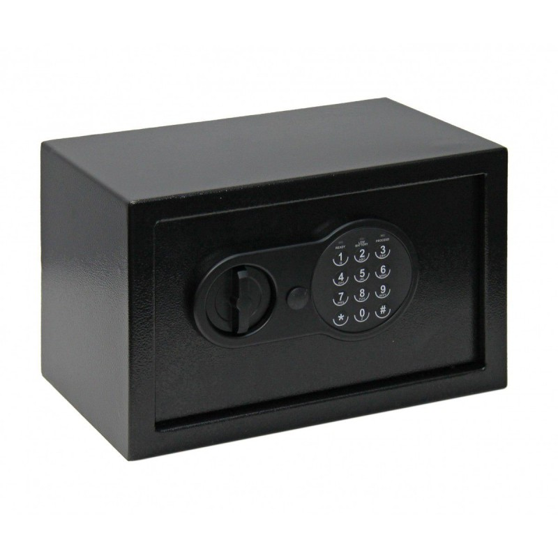 Safe Locker Medium Black