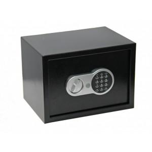 Safe Locker Large Black
