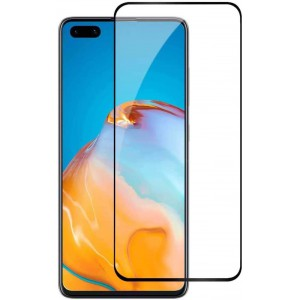 TUFF-LUV 3D Tempered Glass Full Screen Protection for Huawei P40 - Clear