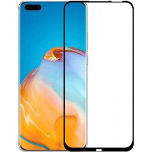 TUFF-LUV 3D Tempered Glass Full Screen Protection Huawei P40 Lite - Clear