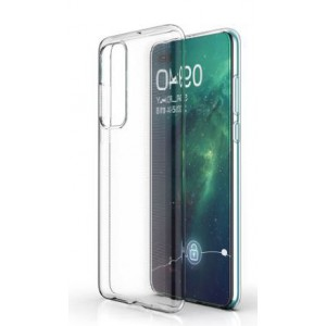 TUFF-LUV Protective Clear Gel Case for  Huawei P40 - Clear