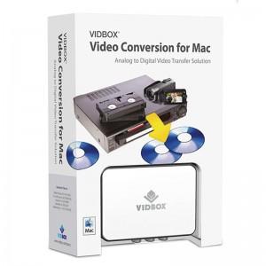 VIDBOX Video Conversion for Mac (2020)