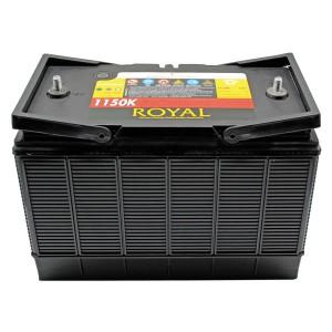 Royal Delkor 1150K 100AH Deep Cycle Battery - 12 Volt