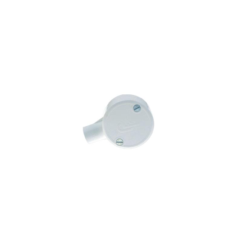 Conduit PVC 25mm 1-Way Box