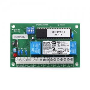 Risco 4 x 3A Relay Output Expander