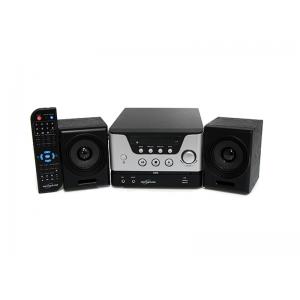 Micro DVD HiFi System (10W RMS)