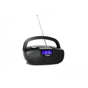 Ultra-Link Portable Digital AM/FM Radio-MP3 Playback-Aux|Phone Jack(1Wx2)
