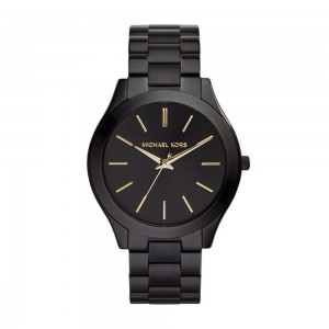 Michael Kors Slim Runway Three-Hand Watch