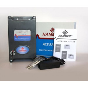 Hammer ACE100 5 Joule Electric Fence Energizer