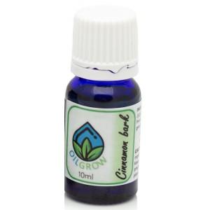 Oilgrow Cinnamon bark (Syzygium aromaticum) PURE ESSENTIAL OILS (Origin - South Africa) - 10ml