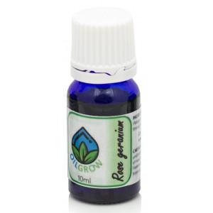 Oilgrow Geranium cv Rose (Pelargonium graveolens) PURE ESSENTIAL OILS (Origin - South Africa) - 10ml