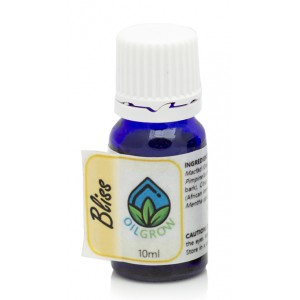 Oilgrow Bliss PURE OIL BLENDS (Therapeutic) (Origin - South Africa) - 10ml