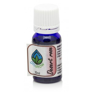 Oilgrow Desert Rose PURE OIL BLENDS (Therapeutic) (Origin - South Africa) - 10ml