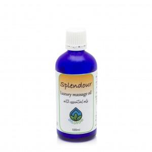 Oilgrow Splendour Luxury Massage Oil PURE OIL BLENDS (Therapeutic) (Origin - South Africa) - 10ml