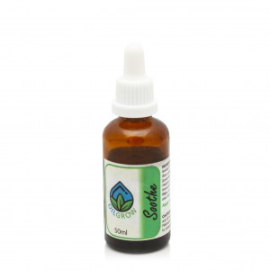 Oilgrow Soothe PURE OIL BLENDS (Therapeutic) (Origin - South Africa) - 10ml