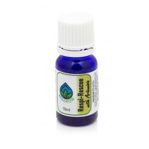 Oilgrow Respi - Resque with Artemisia PURE OIL BLENDS (Therapeutic) (Origin - South Africa) - 10ml