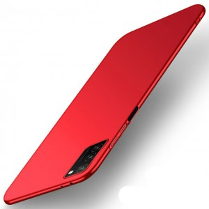 Tuff-Luv Soft Feel Case for Samsung A01 - Red