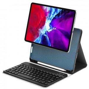 "Tuff-Luv Bluetooth Keyboard Case for Apple iPad 10.2"" - Red"