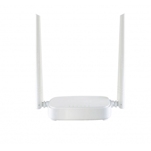 Tenda 2.4GHz 5dBi 4 Port Fast Ethernet Router and Repeater | N301