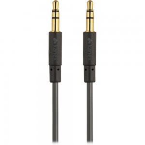 Kanex 3.5mm Black Stereo - Audio Cable