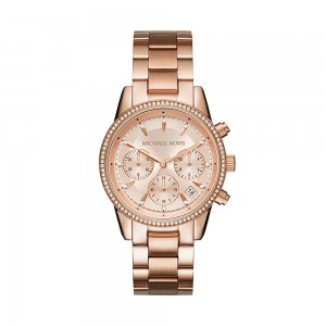 Michael Kors Women's Kors Ritz Stainless Steel Watch
